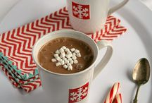 A Cozy Christmas / Decorations... Food... Gift Ideas for a Perfect Holiday!