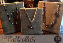 DISPLAY jewelry / Maneras de acomodar tus accesorios