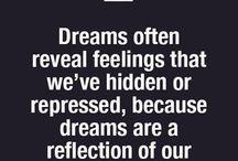 The Dreamer Trilogy - Inspiration / Inspiration for the Dreamer Trilogy novels