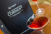 The Corner by Javier de las Muelas / Eurostars Hotels presenta The Corner by Javier de las Muelas, una nueva propuesta de coctelería marcada por el sello de este prestigioso mixtender.  http://bit.ly/1IjIfUq / by Eurostars Hotels