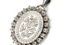 Antique & Vintage Jewelry / by •°•°•★Tαrα★•°•°•
