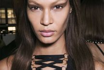 Makeup Trends / New ideas in makeup, and what is popular right now.