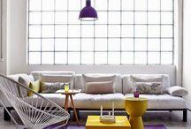 Purple - Yellow