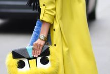Street Style / All kinds of looks, print, bold and minimalist chic