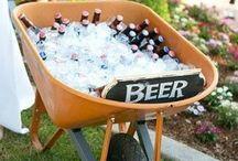 frisdrank& bier presenteren