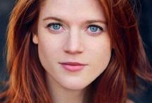 Red Hair / by Maggie Lehrman