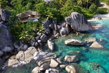 Private villas & Residences CGIs / Created with the renowned Six Senses flair, the resort in Seychelles is a very personal destination that embraces nature while offering every creature comfort. Its 30 pool villas offer an oasis of serenity encircled by the Indian Ocean.