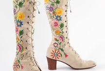 fashion / folk style/ emboydery