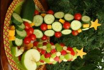Healthy Holidays / The holidays aren't just about indulgence, you can celebrate and stay healthy this year!