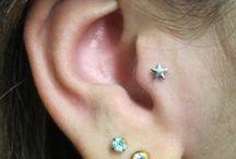 Piercings + tattoo's