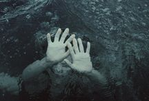 you have watched me drown