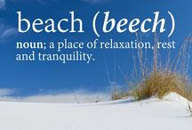 Ahhhh The Beach / by Barbie Wein
