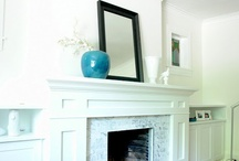 Fireplace / by Crystal Sippl