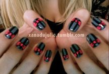 Bows Nail Art / by Rose Stumbaugh