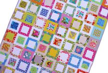 Quilts and Quilting / A collection of inspiring quilts! I always link to where the picture came from. / by Dynamic Devon's Music Lessons