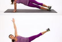 exercise planks