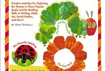Eric Carle / Book actvities and author study on Eric Carle / by Susan Wood