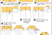 Origami / Diagrams