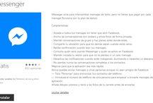Descarga messenger gratis