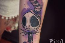 Barevné tetování