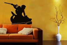 Iconic People / Kakshyaachitra - Manufacturers and dealers of wall decals in India
