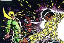 Marvel: Power Man & Iron Fist
