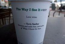 The Way I See It - Starbucks