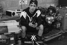 "Shin Ho Seok ""Wonho"""