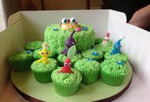 Pikmin Cakes