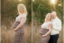 Sunset Maternity Sessions
