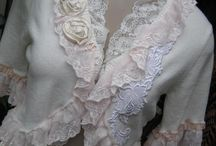 UPCYCLED SHABBY CHIC CLOTHES