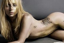 LADY GAGA / by James Melville