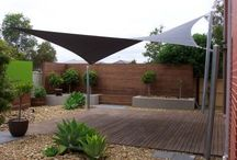 Garden shade system
