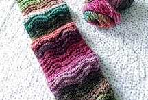 Crochet,knitting,tricot / by Hoperalab