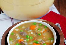 Soups, Stews and Chili Recipes / by Dianne Kelley