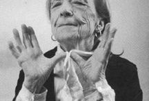 Louise Bourgeois / A great inspiration