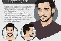 Estilos De Barba Para Homens