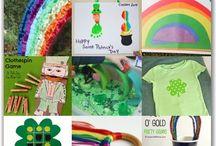 Krafty Kidz - Rainbows (St Patrick's Day) Theme