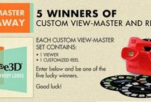 View-Master Giveaway / by Ria Alemina Ginting