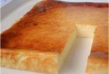 tarta de limon y queso