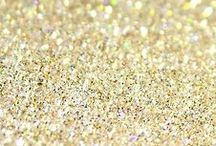 s p a r k l e / over the top sparkles & glitter