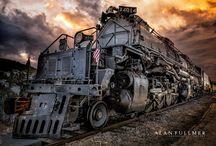 American rail / by taken by L.A. :)