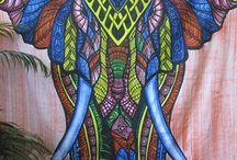 Gorgeous tapestries www.artingle.com / www.artingle.com