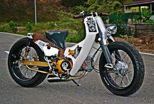 Honda clasic