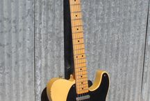 It's Official / Official numbered MJT guitar builds