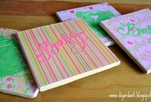 Cute Craft Ideas / by Nikki Dahlberg