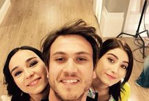 Behind the scenes of maral