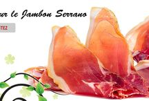Jambon Serrano Espagnol / Le meilleur Jambon Serrano Espagnol