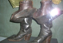 17th century footwear boots