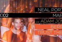 GMF 2016 Oct 02 / GMF 1002 electro floor: DJ Neal Porter [136°] & Maringo Special guest: LIVE *ADAM JOSEPH* [L.A. USA] main floor: DJ Berry E. [HH] & Trust the girl #gmfberlin #berlinszene #nighlife #gay #gayparty #gayclub #sonntag #sunday #dance #fun #boys #rooftop #roofterrace #weekend #houseofweekend #livemusic #adamjoseph #fun #music